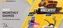 PlayStation Plus: Im Mai 2021 mit Battlefield 5, Stranded Deep und Wreckfest (PS5)