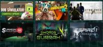 Humble Bundle: VR-Bündel mit Borderlands 2, Sairento und Star Trek: Bridge Crew gestartet