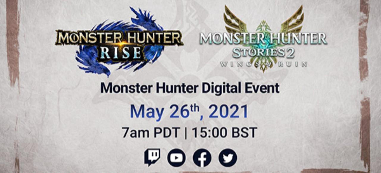 Monster Hunter Rise (Action-Adventure) von Capcom