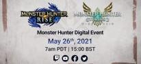 Monster Hunter Rise: Event zum Update 3.0 und zu Monster Hunter Stories 2 geplant