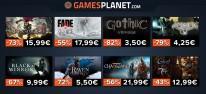 Gamesplanet: Anzeige: Neue Wochenangebote und Flashdeals, u.a. Elex für 13,99 Euro oder Darksiders 3 für 15,99 Euro