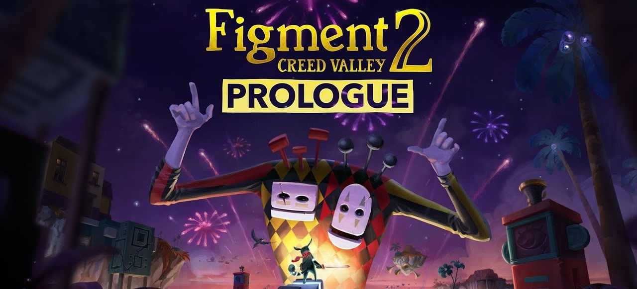 Figment 2: Creed Valley (Action-Adventure) von Bedtime Digital Games