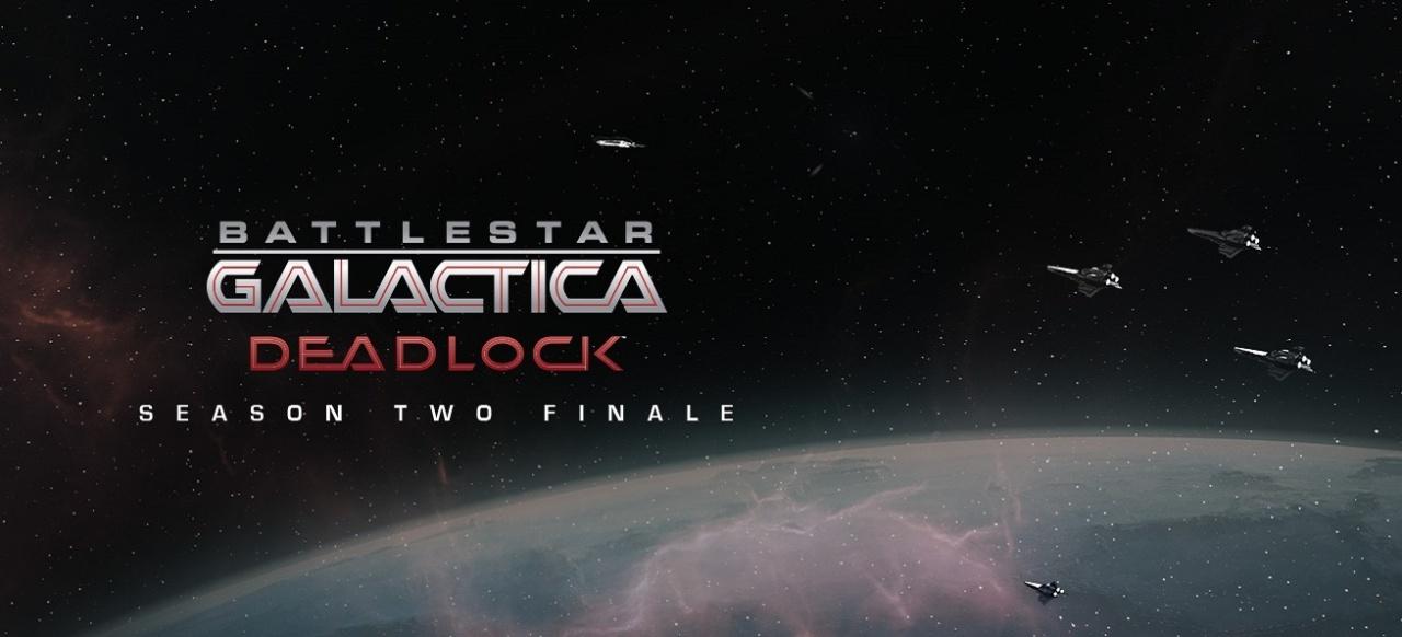 Battlestar Galactica Deadlock (Taktik & Strategie) von Slitherine