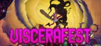 4Players PUR: Neu auf dem Marktplatz: PC-Keys für den Retro-Shooter Viscerafest von Acid Man Games, Fire Plant Games und 1C
