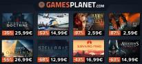 Gamesplanet: Anzeige: Wochenend-Angebote bei Gamesplanet, u.a. Phantom Doctrine - 25,99 Euro, Transport Fever - 14,99 Euro