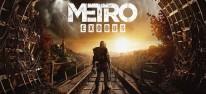 """Metro Exodus: Zwei Erweiterungen angekündigt: """"The Two Colonels"""" und """"Sam's Story"""""""