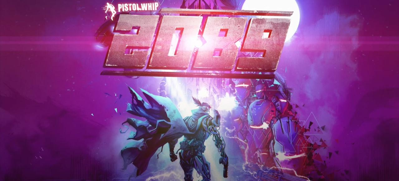 Pistol Whip (Shooter) von Cloudhead Games