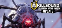Killsquad: Colosseum of the Unseen: Die Kampfarena ist eröffnet