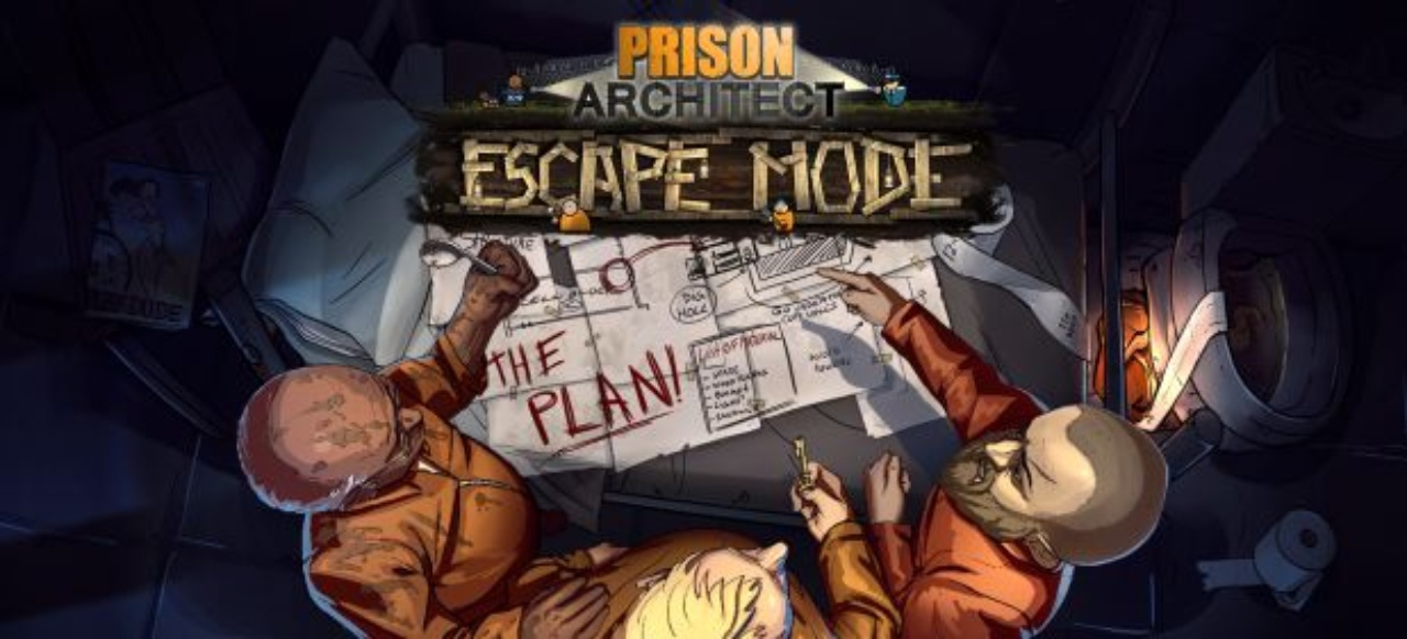 Prison Architect (Strategie) von Introversion Software / Astragon / Double Eleven