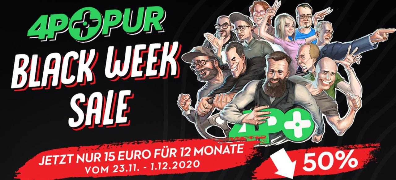 4Players PUR: Jahresabo für 15 Euro statt 30 Euro