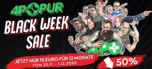 4Players PUR-Jahresabo für 15 Euro statt 30 Euro