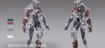Warframe: Noch drei Warframes für 2020 geplant: Xaku, Alchemist und Wraith