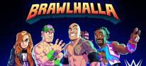 """Brawlhalla: WWE-Event mit Dwayne """"The Rock"""" Johnson, John Cena, Becky Lynch und Xavier Woods gestartet"""