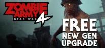 """Zombie Army 4: Dead War: Kostenloses """"New Gen Upgrade"""" für PS5 und XBS"""