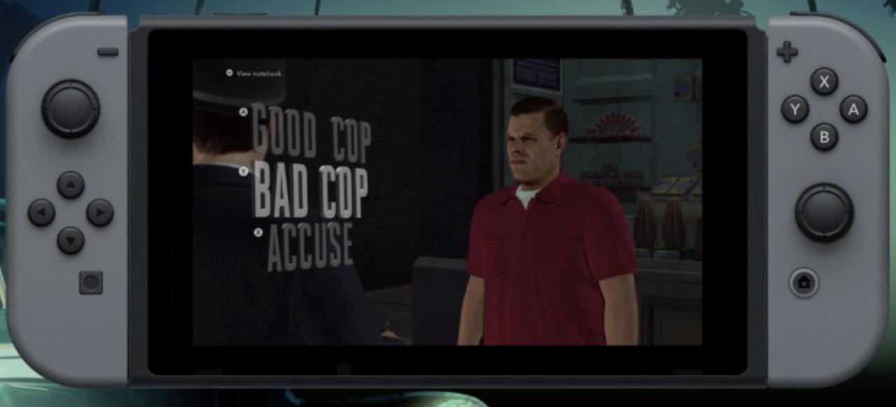 L.A. Noire (Action) von Rockstar Games