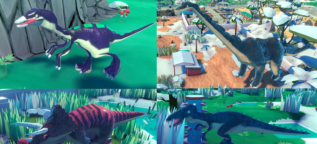 Parkasaurus (Taktik & Strategie) von WashBear Studio