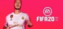 Verkaufscharts: Großbritannien: 2019: Erster Umsatzrückgang seit 2012; FIFA 20, Call of Duty und Mario Kart 8 in Führung