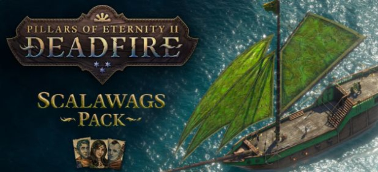 Pillars of Eternity 2: Deadfire (Rollenspiel) von THQ Nordic / Versus Evil