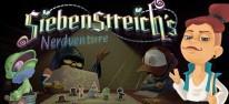 4Players PUR: Neu auf dem Marktplatz: Indie-Doppelpack mit Necrosis Reconfigurated von Black Hawk Games und Siebenstreich's Nerdventure von Golden Orb