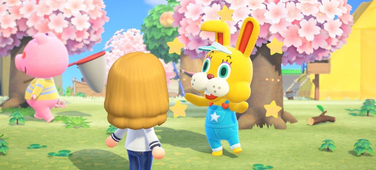 Animal Crossing: New Horizons (Simulation) von Nintendo