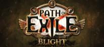 Path of Exile: Blight: Erweiterung mit Pilzbefall, Tower-Defense und mehr Auswahl