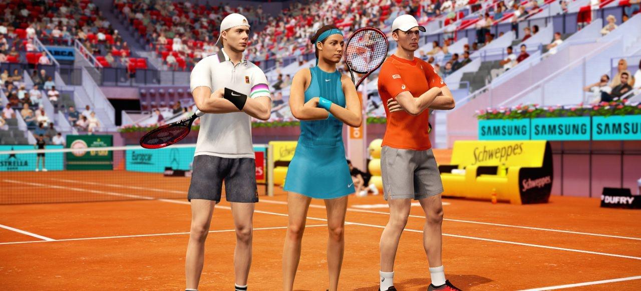 Tennis World Tour (Sport) von Bigben / Nacon