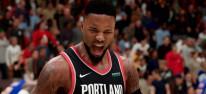 """NBA 2K21: Erste und """"nicht nachbearbeitete"""" Spielszenen aus der Next-Gen-Version (PS5)"""