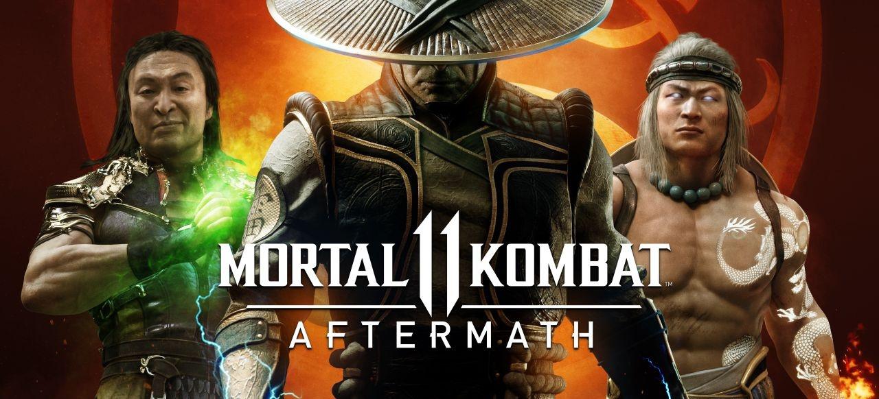Mortal Kombat 11 (Prügeln & Kämpfen) von WB Games