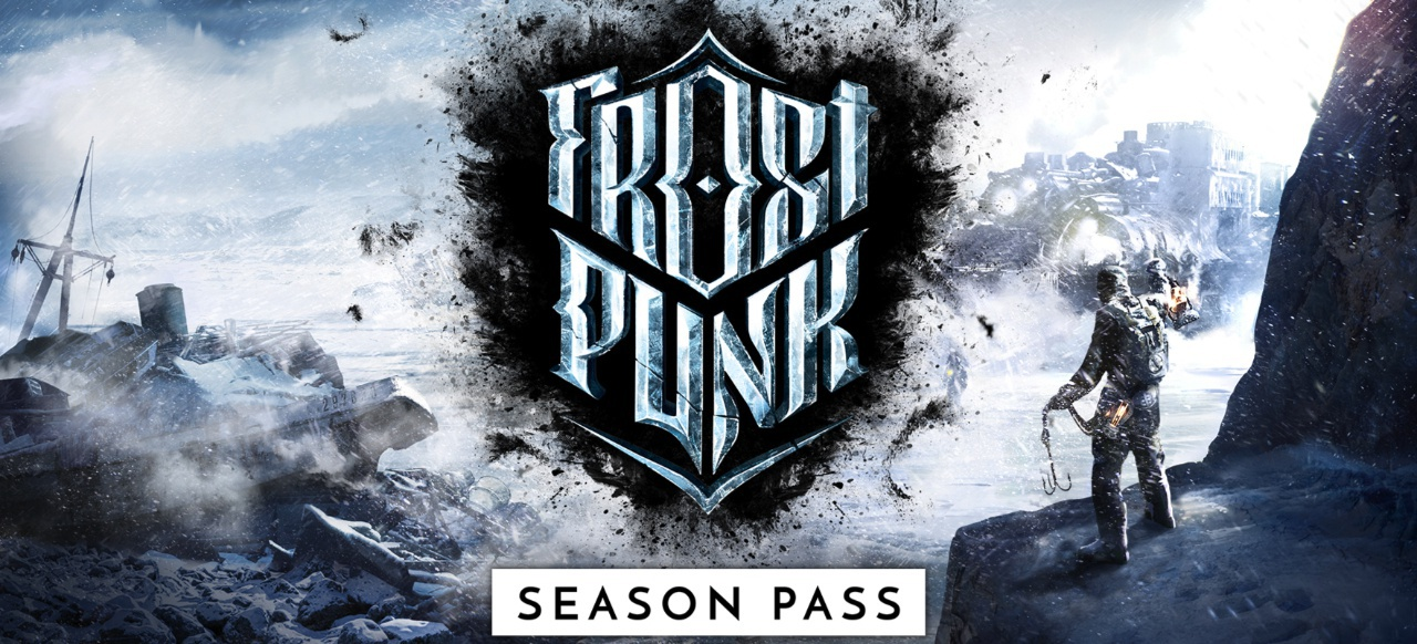 Frostpunk (Taktik & Strategie) von Games Republic / Headup Games / 11 bit studios / Wild River