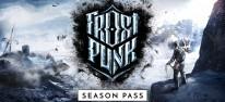 """Frostpunk: Season Pass mit drei Erweiterungen angekündigt; DLC #1 """"The Rifts"""" bereits verfügbar"""