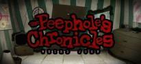 The Peephole's Chronicles: Weird John: Kostenloser Auftakt des bizarren Psycho-Adventures veröffentlicht