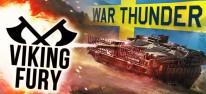 War Thunder: Viking Fury: Schwedische Panzer und Apache-Kampfhubschrauber sind unterwegs