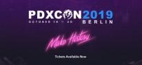 Paradox Interactive: PDXCON 2019: Vampire: Bloodlines 2 doch nicht spielbar; Ticket-Rückgabe möglich
