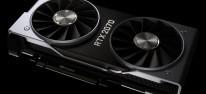 Nvidia: GeForce RTX 2070 ab 17. Oktober im Handel