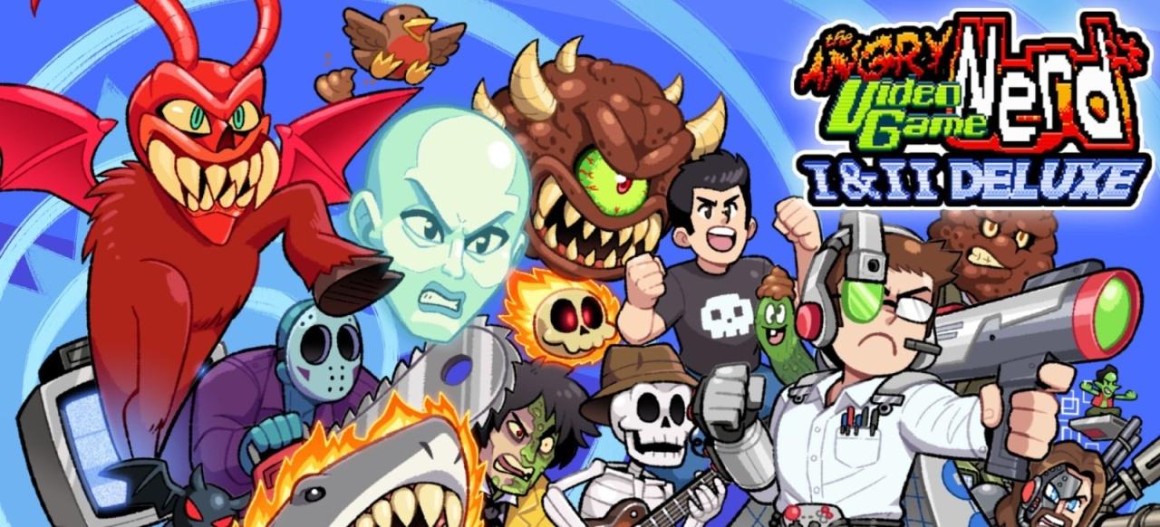 Angry Video Game Nerd Adventures (Plattformer) von ScrewAttack Games / Screenwave Media