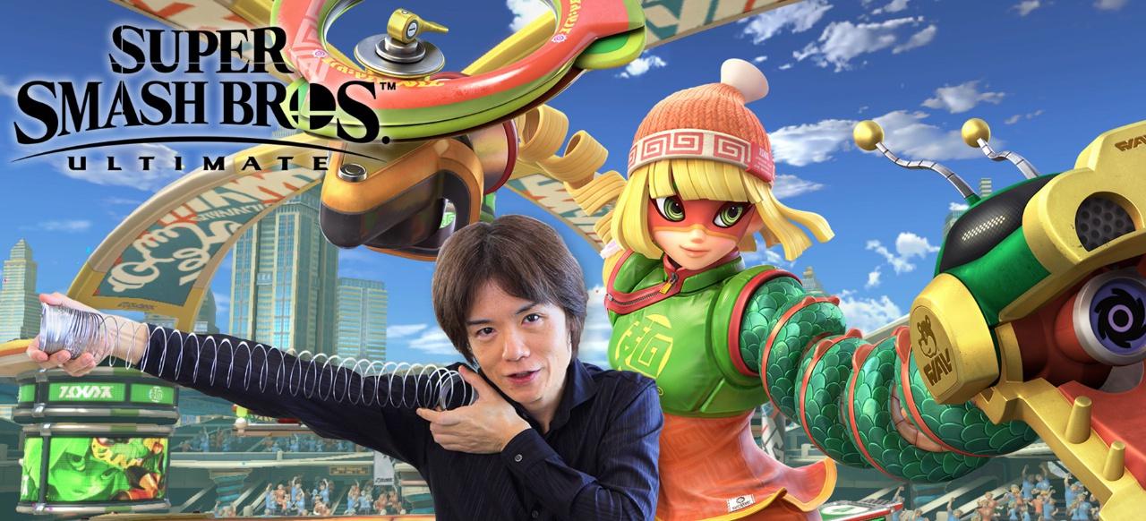 Super Smash Bros. Ultimate (Prügeln & Kämpfen) von Nintendo