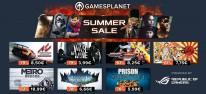 Gamesplanet: Anzeige: Tag 9 des Gamesplanet-Summer-Sale, u.a. mit Okami HD für 7,75 Euro, Sudden Strike 4 für 4,99 Euro oder Batman: Arkham Collection für 11,99 Euro