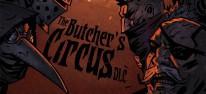 Darkest Dungeon: The Butcher's Circus: Start der kostenlosen PvP-Erweiterung auf Steam