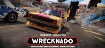 Wreckfest: Wrecknado-Strecke und Reckless Car Pack