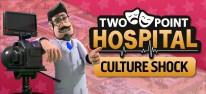 Two Point Hospital: Culture Shock: Die nächste Erweiterung erscheint am 20. Oktober
