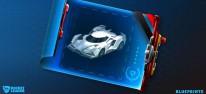 Rocket League: Im Dezember werden Lootboxen durch Blaupausen und Credits ersetzt