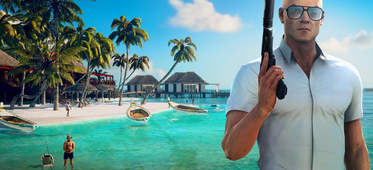Hitman 2 (Action-Adventure) von WB Games