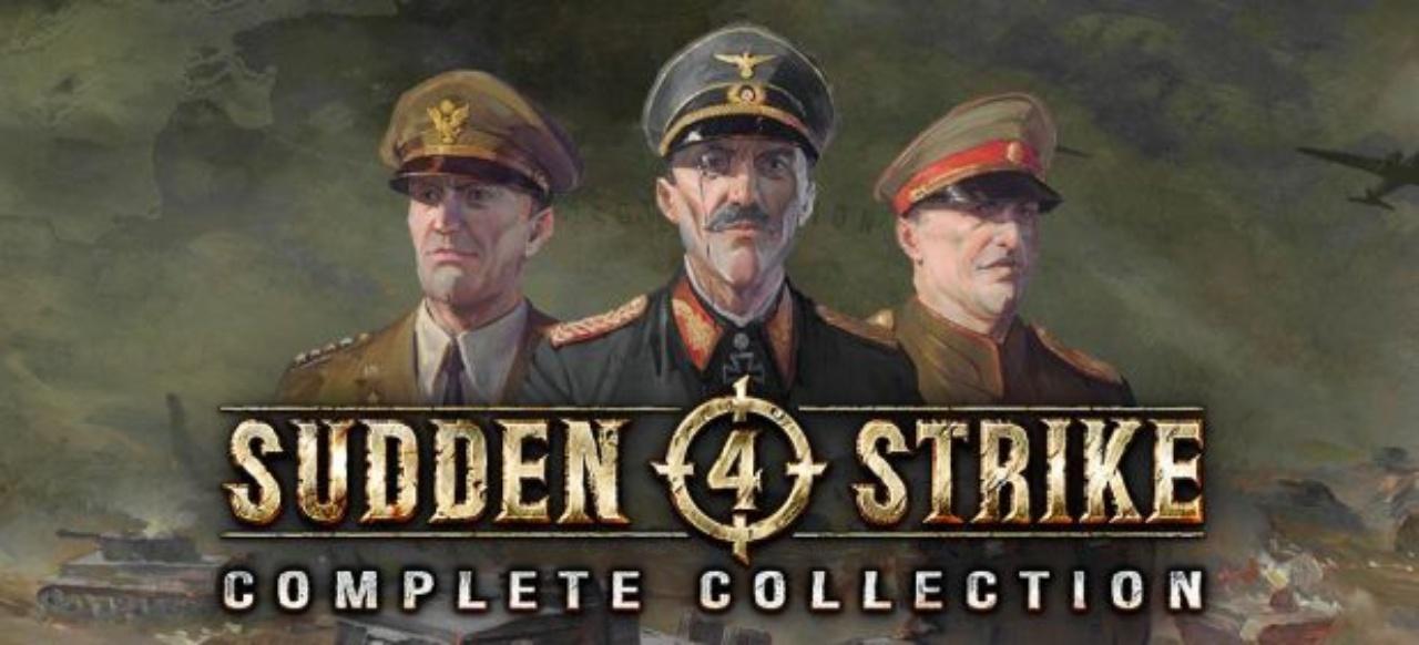 Sudden Strike 4 (Strategie) von Kalypso Media
