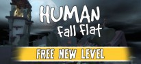 Human: Fall Flat: Dark: Kostenloser Nachtlevel für PC erschienen