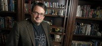 Spielkultur: Brandon Sanderson (Autor von Mistborn) über CD Projekt Red, Buch-Adaptionen und den Witcher-Traum