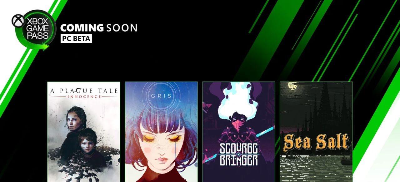Xbox Game Pass PC-Spiele (Service) von Microsoft
