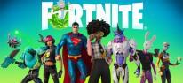 Fortnite: Invasion: Kapitel 2 - Saison 7 gestartet - mit Superman und Rick