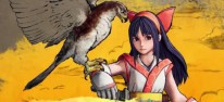 Samurai Shodown: Kamui-Kriegerin Nakoruru wird vorgestellt