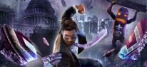Saints Row 4: Re-Elected: Switch-Premiere der abgedrehten Super-Gangster-Action