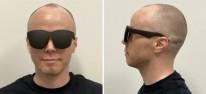 Virtual Reality: Facebook präsentiert Prototyp für vermutlich kleinste VR-Optik im Format einer Sonnenbrille